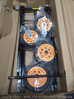 "RockNRoller R18RT Multi-Cart ""Mega Plus"" Heavy Duty Transport"