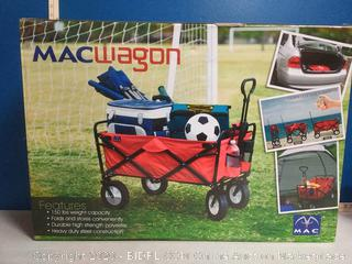 Mac Sports Fold-Up Utility Wagon (online $60)