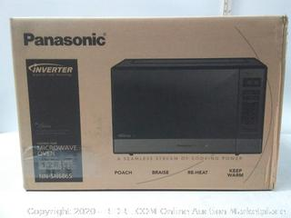 Panasonic Countertop/Built-In Microwave with Inverter (online $135)