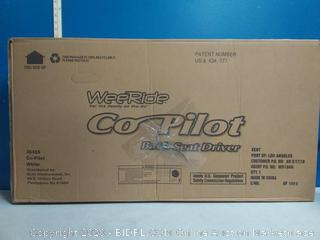 "KENT Kids' WeeRide 20"" Co-Pilot White - Bicycle (online $85)"