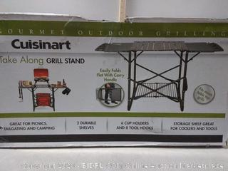 Cuisinart Take Along Grill Stand (online $86)