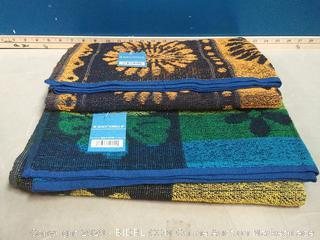 Beach Towels (2 Pack)
