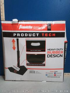 Franklin Sports OnePosition Rubber Batting Tee