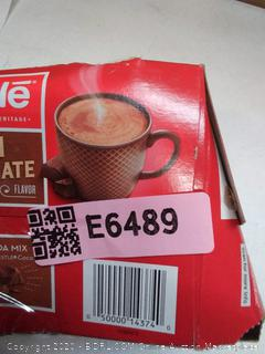 Nestle rich chocolate hot cocoa mix 50 pack maybe missing a few