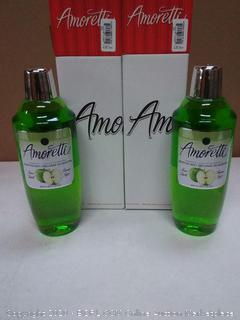 amoretti sour apple martini mix to 28 fluid ounce bottles high quality