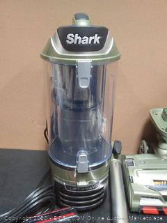 Shark Lift Away Vacuum  Duo clean with Zero- M. (powers on)(MRSP over $240)