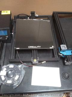 creality cr-10 v2 3D printer (Retail (new) $579)