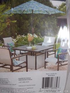 Style Selections patio umbrella