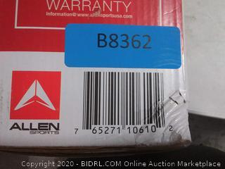 Allen 103Dn-R Allen 103Dn Deluxe 3-Bike Trunk Rack