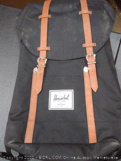 HERSCHEL RETREAT BACKPACK - BLACK by Herschel Supply