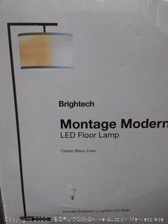 Brightech Montage Modern - LED Floor Lamp for Living Room