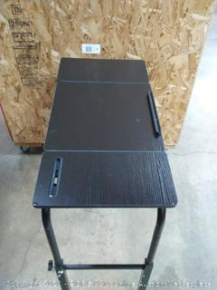 overbed table for a home or hospital (maybe missing parts)(on floor)