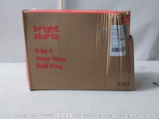 bright starts 5 in 1 your way ball play (online $57)