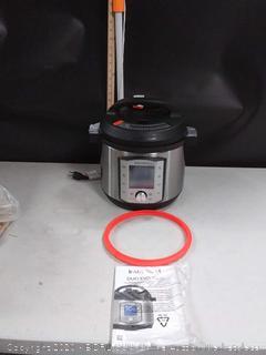 instant pot Duo plus 6, 6 quart