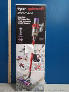 Dyson Cyclone V10 Motorhead Cordless Vacuum (Previously Owned)
