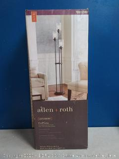 allen+roth Floor Lamp (Missing Glass Lamp)