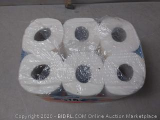 Scott Comfort plus toilet paper 12 rolls