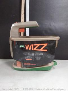 Scott's Wizz year-round spreader