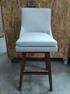 Stone & Beam Alaina Contemporary High-Back, Swivel Seat (on floor)