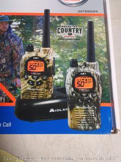 Altatac: Midland GXT1050VP4 36 Mile Range 2-Way Radio 50