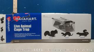 Havahart Small 2-Door Professional Live Animal Cage Trap