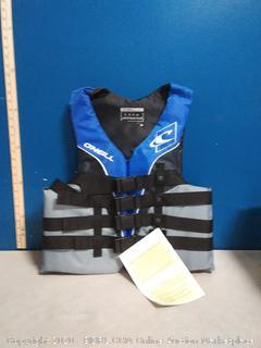 O'Neill large life jacket