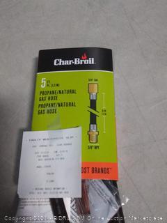 Char-Broil 3/8-in x 5-ft Male-Female Liquid Propane Hose  '