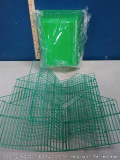 Small Green Cage