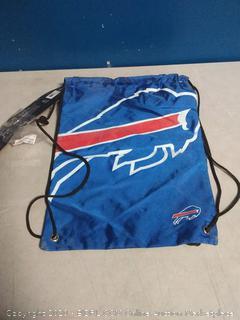 NFL drawstring backpack slightly Dusty