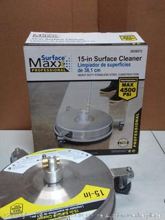 SurfaceMaxx Pro Pro PW Surface Cleaner 4500-PSI