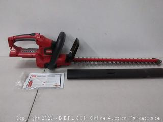 Toro powerplex 24 inch hedge trimmer (Battery and charger not included )($119)