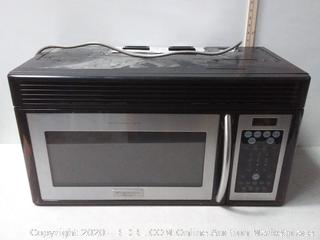 Frigidaire Microwave (Missing Glass Plate and Rollers)