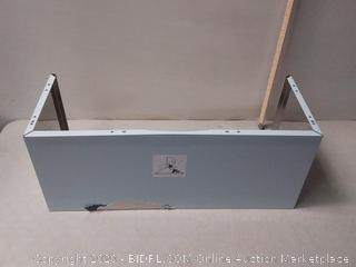 Whirlpool EXTKIT02ES Full Width Duct Cover for 30 Inch Hoods (online $129)