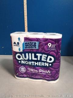 Quilted Northern ultra-plush 9 wide rolls