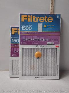 Filtrete Smart Air Filter - 2 sizes