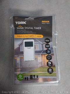 Tork Sunset Digital Timer