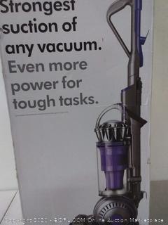 Dyson Upright Vacuum Cleaner, Ball Animal 2, Iron/Purple