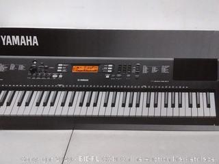 Yamaha PSR ew300 digital keyboard(Retails $269)