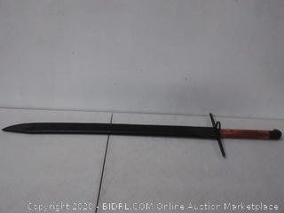 vintage cold steel sword($214 online)