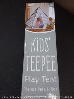 Hearthsong Kids Teepee Play Tent 810019081637