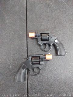 super camps set of 2 cap guns
