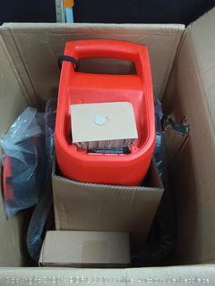 Sun Joe RED 15 Amp Electric Wood Chipper/Shredder (online $101)