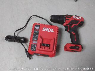 Skil drill missing battery