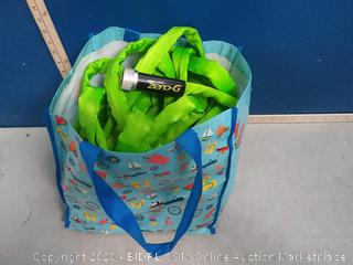 Garden Hose and Bag