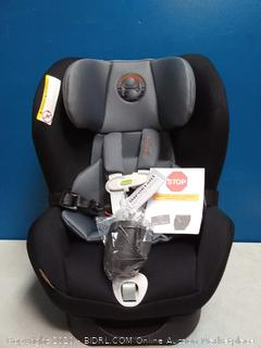 CYBEX Sirona M SensorSafe 2.0 car seat Pepper Black (online $275)