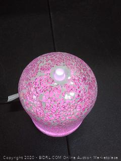 essential oils diffuser by scentsationals (powers on)
