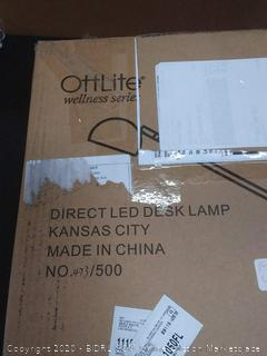 Ottelite direct LED test lamp (powers on)