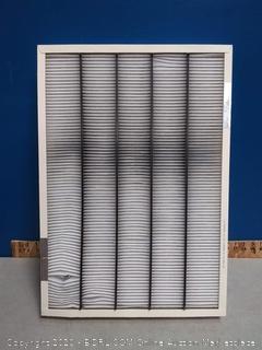 Carrier/Bryant GAPCCCAR1625-16 X 25 MERV 15 Evolution Air Purifier Filter, 16x25x3.5 (online $74)