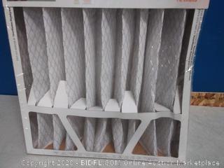 Honeywell Home MicroDefense AC Furnace Air Filter 16 x 25 x 4 MERV 8 (2 pk) online $30