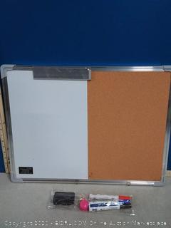 Marvel Field 24 x 18 Combo Board Aluminum Frame